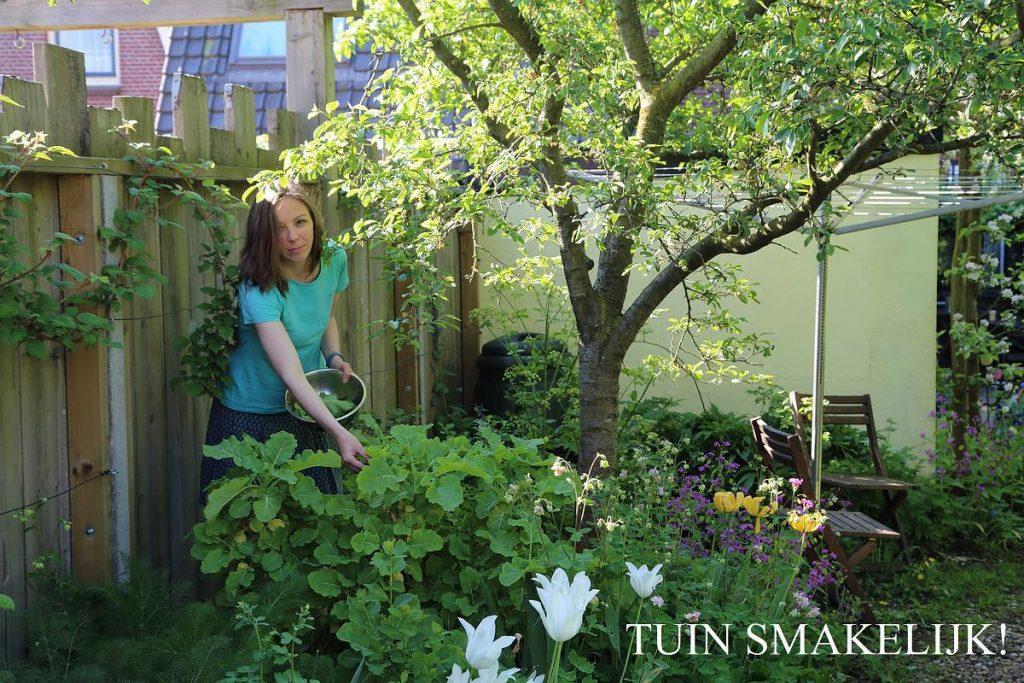 Workshop Vera Greutink: ontwerp je eetbare (bos)tuin